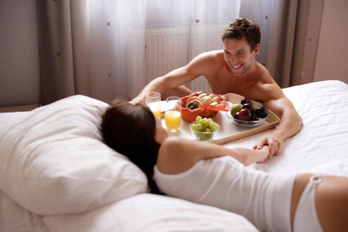 bed in breakfast