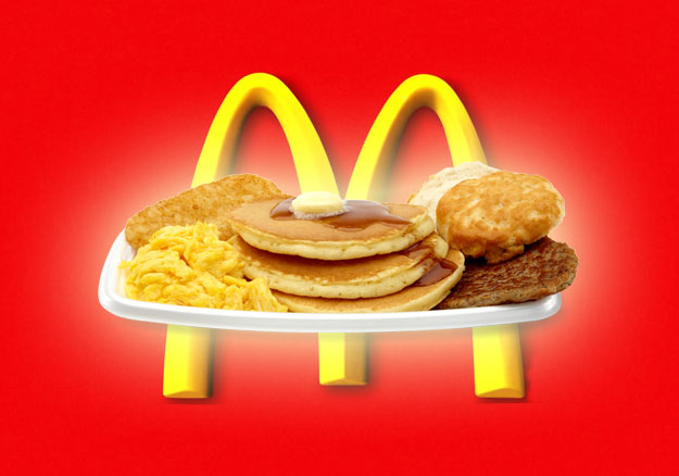 mcdonalds breakfasts